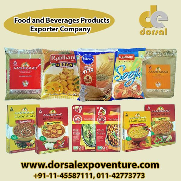 Dorsal Expoventure Pvt Ltd is top exporter of branded FMCG products or fast moving consumer goods are well-equipped supplier base to suffice the needs of our customer and clients.