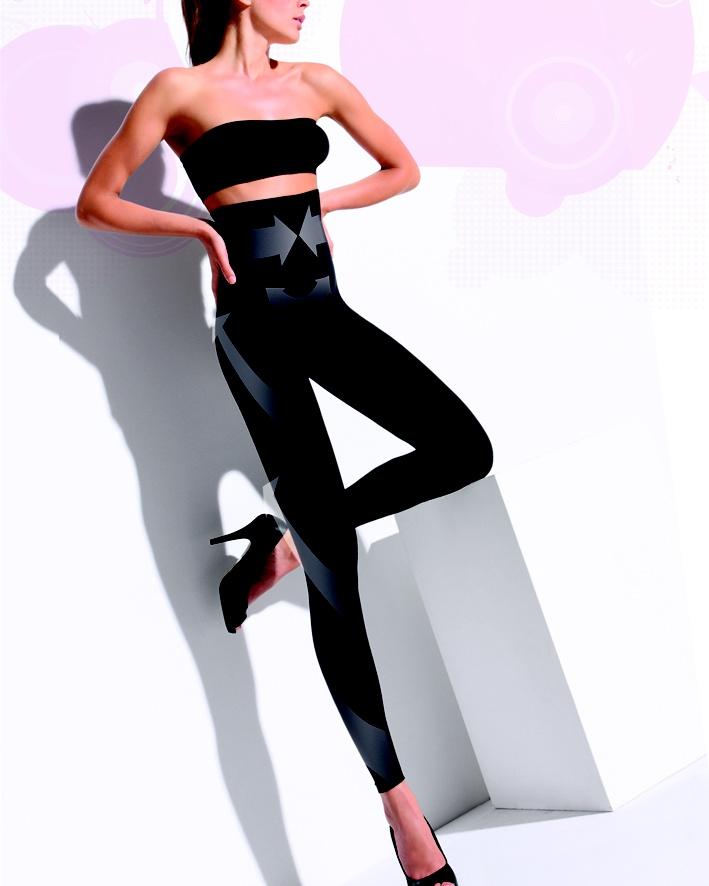 Leggings Young de cintura alta, compresión fuerte, reducen 2 TALLAS.