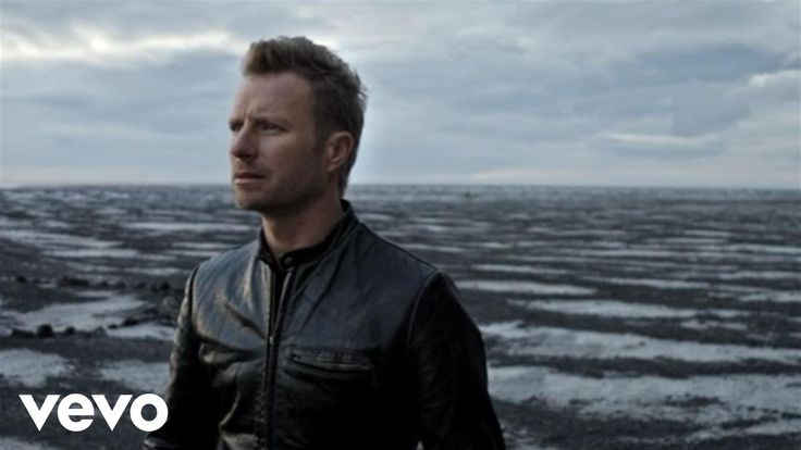 Dierks Bentley - Black: Sexy video and song! Good thing it is his wife in the video.