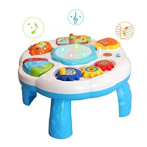 Baby Lernspaß Spieltisch mit Musik und Licht für Kinder a... https://www.amazon.de/dp/B01IT3UITM/ref=cm_sw_r_pi_dp_x_GT1qybX6NTM8F