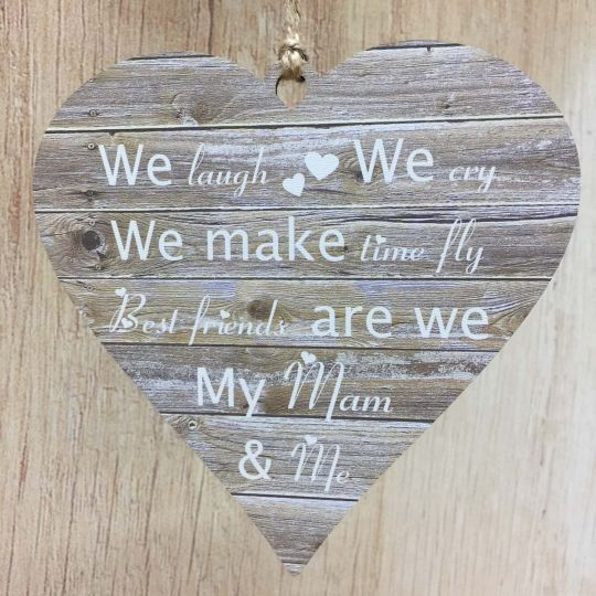 To My Mother Personalized Printed Plaque In 2020 Happy Mother