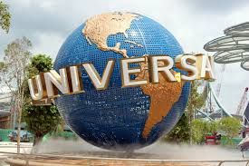 Wonderful universal studio Singapore - You can spend a whole day over there.