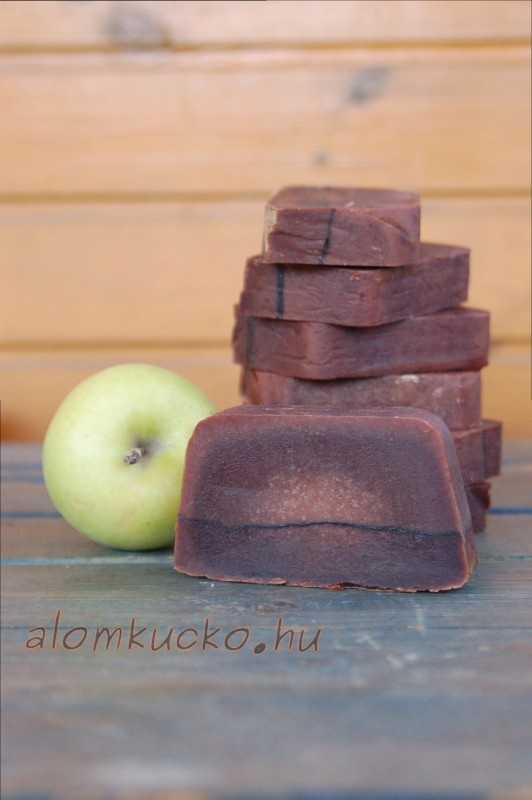 quince soap with goat milk