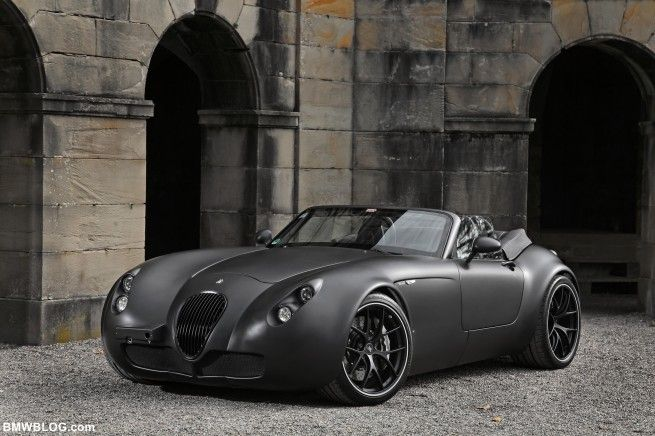Black Bat: Wiesmann MF5