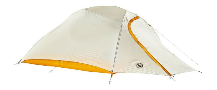 The perfect PCT tent for two: ultralight & spacious enough