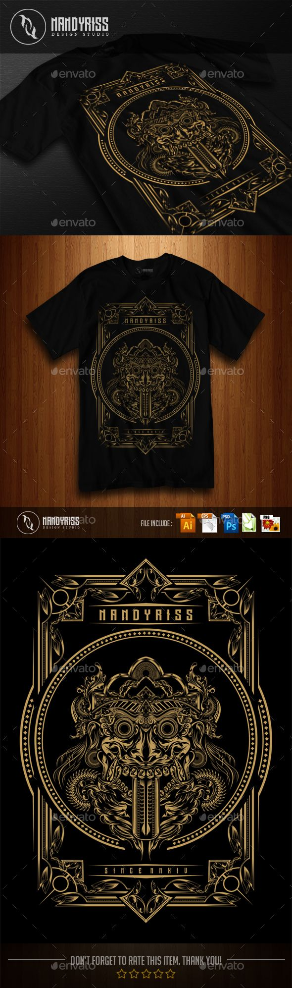 Shirt design ai