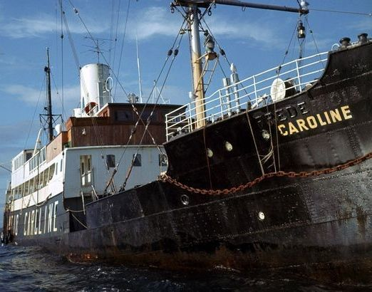 How a radio ship and 7 men shook up Britain in 1964