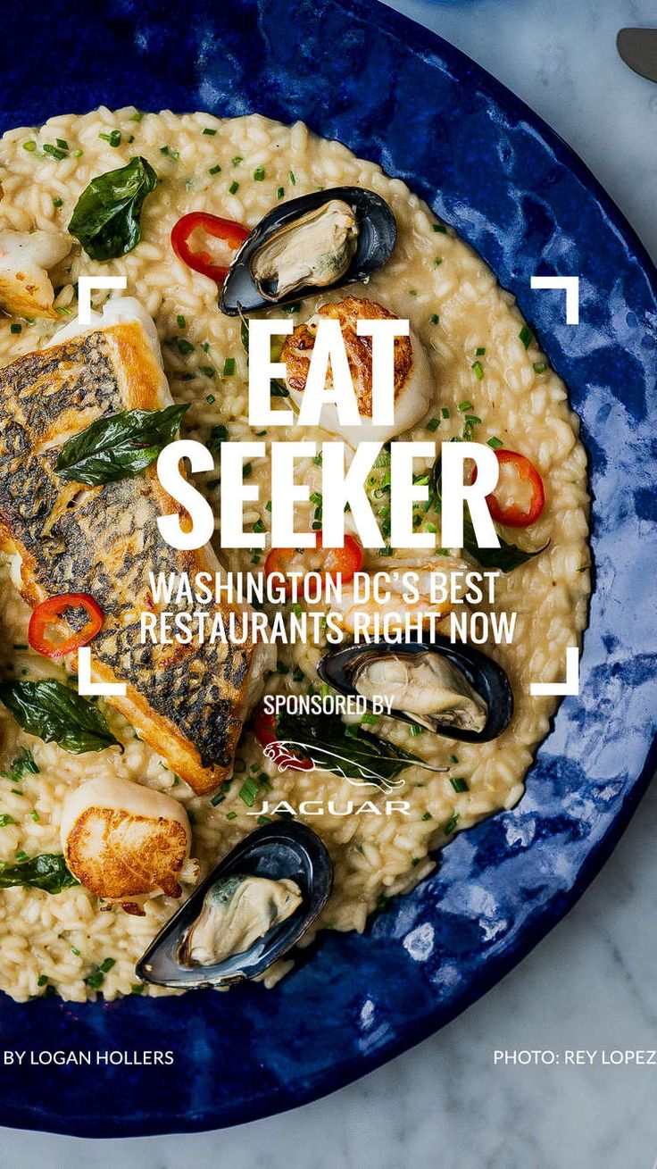 Best Restaurants in Washington DC Eat