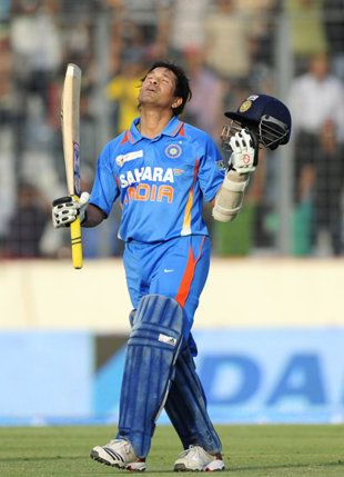 Sachin Tendulkar announced his retirement from One-day Internationals today, and with it comes to an end one of the memorable eras in world cricket.