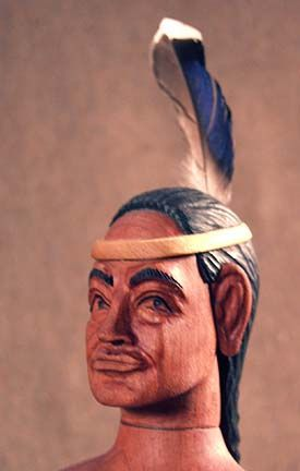 Glooscap is the Trickster/Culture Hero in the Abnaki tradition. He stands somewhere between Capt. John Smith and the Cthonic Orogeny in an American Pantheon. Like all mythic figures, he personifies inner aspects of all of us.