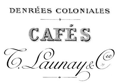 Make a French Cafe Towel beautiful #French #typography #graphicsfairy