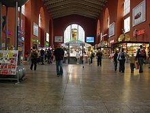 Stuttgart Cental Station