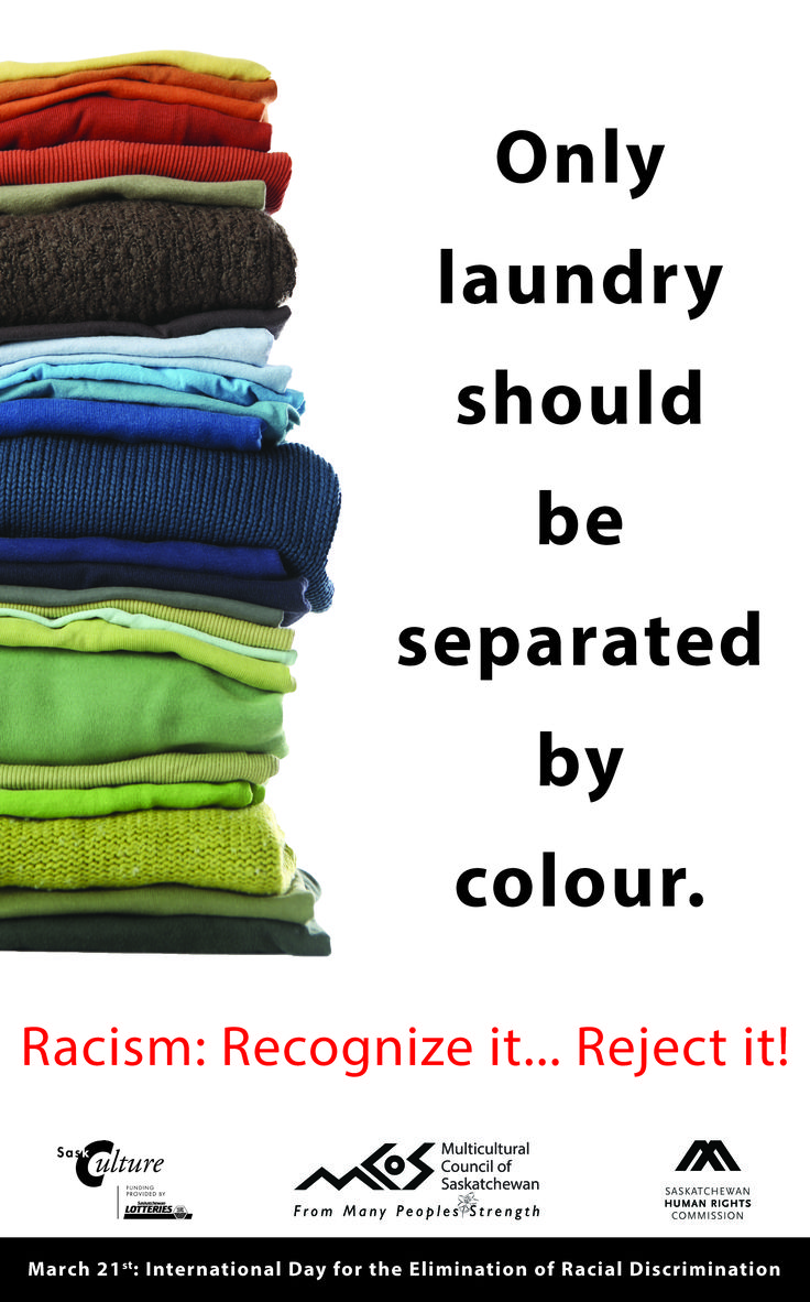 anti discrimination poster - Google Search