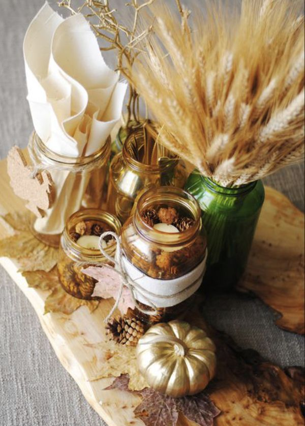 30 Gorgeous Thanksgiving Decoration Ideas Decor Pinterest