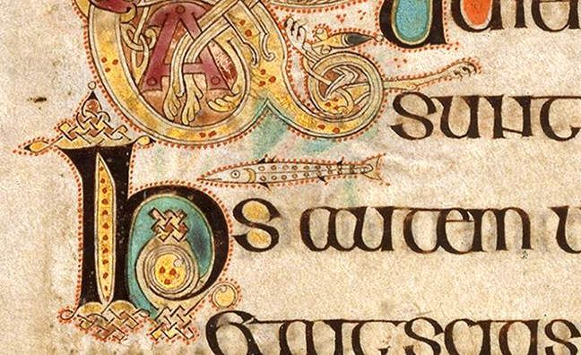 Discover The Book Of Kells Through Trinity College S Free Online