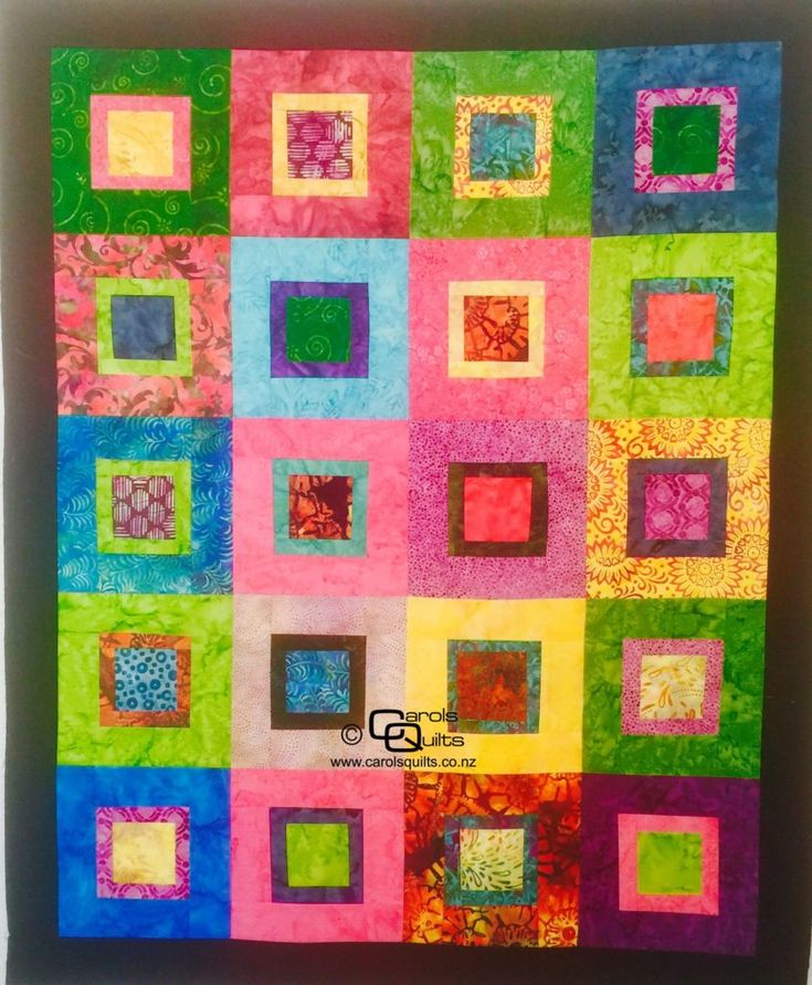Blog Archives - Carol's Quilts