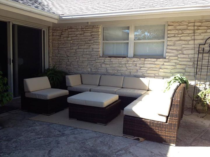 Find This Pin And More On Outdoor Patio Furniture By Ohanadepot.
