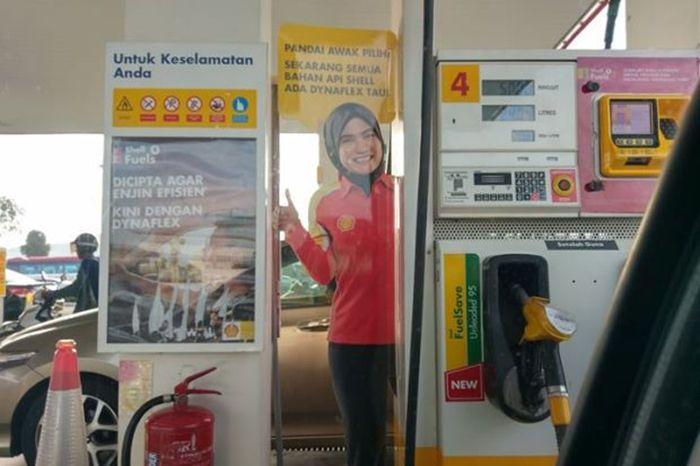 Kontroversi gadis Shell: Guna iklan kadbod patung plastik guna wajah dan tubuh wanita adalah haram  Mufti Perak http://ift.tt/2uPObAg