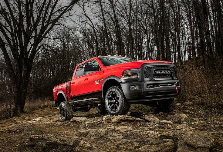 2017 Ram Power Wagon is all suited up and good to go, pricing details released