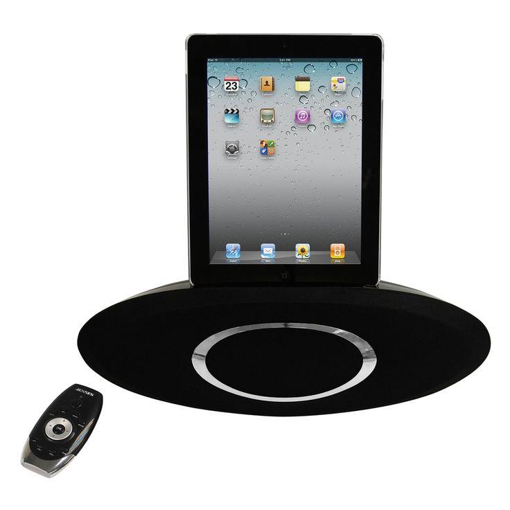 #HellaBargain Jensen Docking Digital Music System for iPad, iPod and iPhone - Jensen Docking Digital Music System for iPad, iPod and iPhone - SKU: MEGA-JIPS-310I - Price: $135.28. Buy now at https://www.hellabargain.com/jensen-docking-digital-music-system-for-ipad-ipod-and-iphone.html