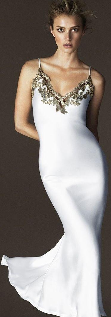 Sigrid Agren for La Perla Spring/Summer 2015 Campaign