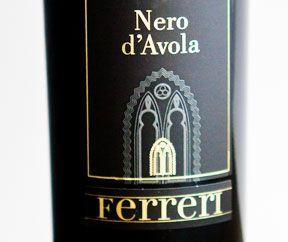 Nero D'Avola, Ferreri - Sicilia | Novembre 2013
