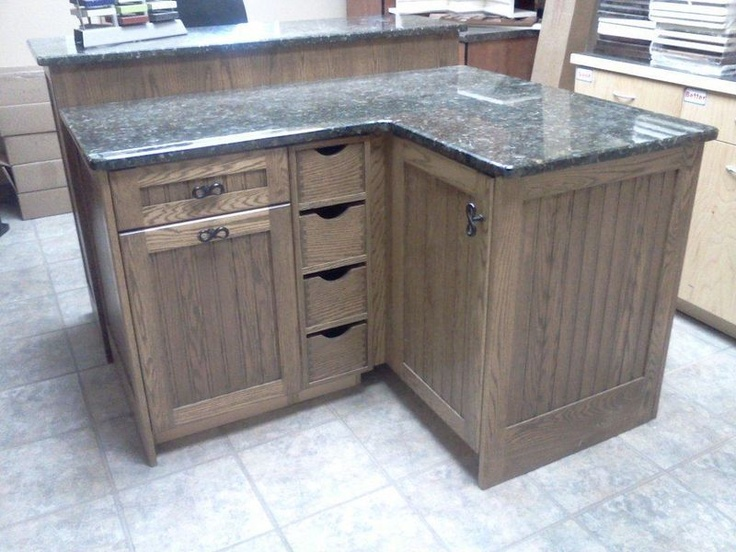 83 Best Images About Kitchen Island Ideas On Pinterest Oak Island Cabinets And Walnut Countertop