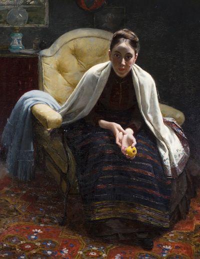 Elin Danielson-Gambogi / Hilma Westerholm 1888
