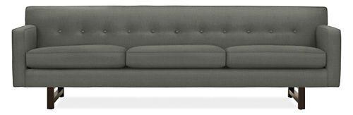 André Sofas - Sofas - Living - Room & Board (color: slate)
