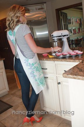 No Strings Attached—Sew an Apron in an Evening!