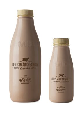 Lewis Road Creamery Whittakers Chocolate Milk DIY - it's good. really good. Worth the money.