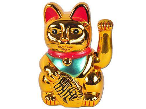 chat chinois porte bonheur grand