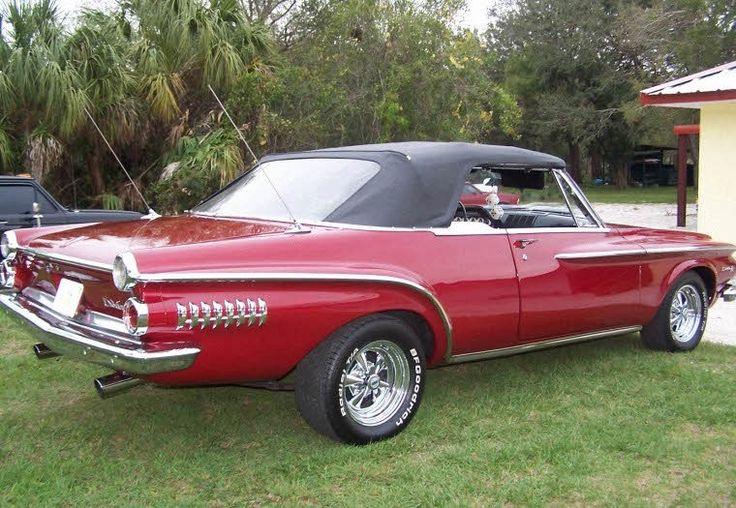1962 Dodge Dart Convertible