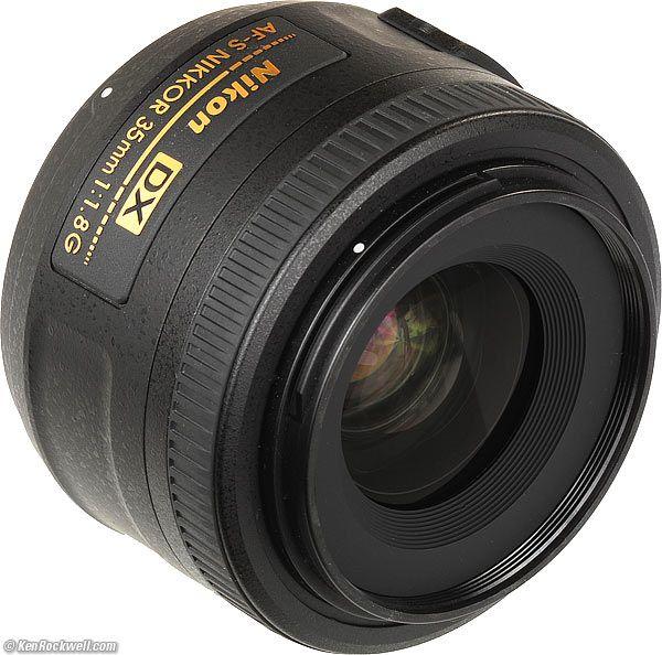 A personal favorite! Nikon 35 mm <3