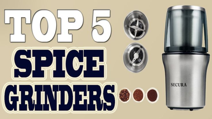 Are you looking for the best spice grinders we analyzed