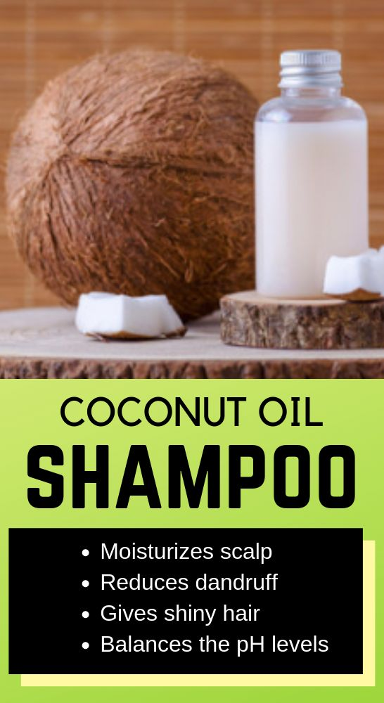 How To Use Coconut Oil As Shampoo