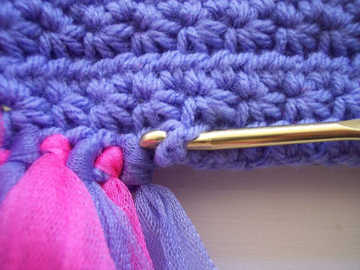 How to make a crochet tutu.