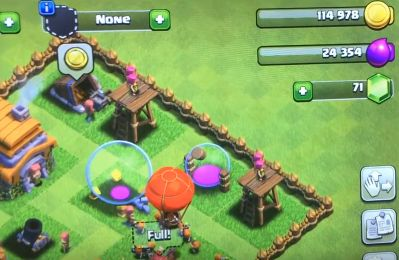 Clash of Clans Hack (Android & iOS) Free Gems