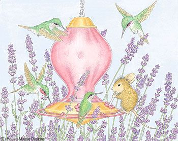 """Amanda and Friends"" from House-Mouse Designs®"