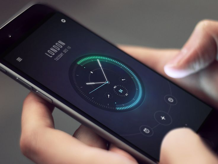 Watch Face App Preview
