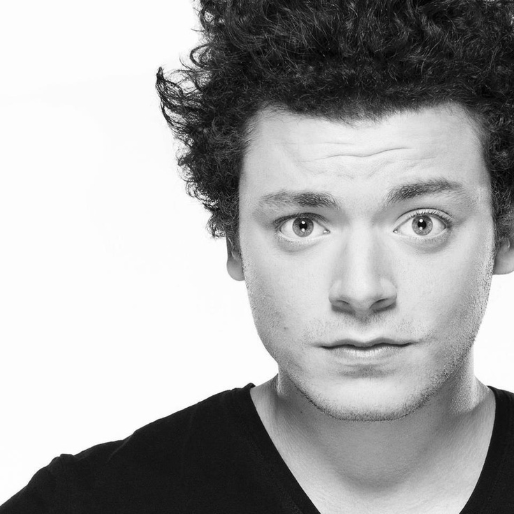 kev adams, black and white