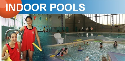 Listing of the indoor pools in London, ON.