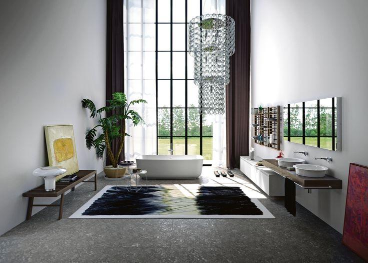 25 Designtrends: Gestalt, Sign. Gestalt verwandelt jedes Bad zu einem Raum mit starker Identität – einem Ort, der einlädt zum Leben und Träumen. Das alles wird sichtbar in ausgefallenen Details, reduzierte Formensprache und einzigartigem Stil. Höchste Qualität trifft auf zeitgemäßes Design.