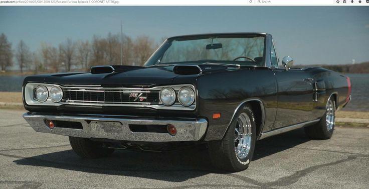 69 Dodge Coronet R/T