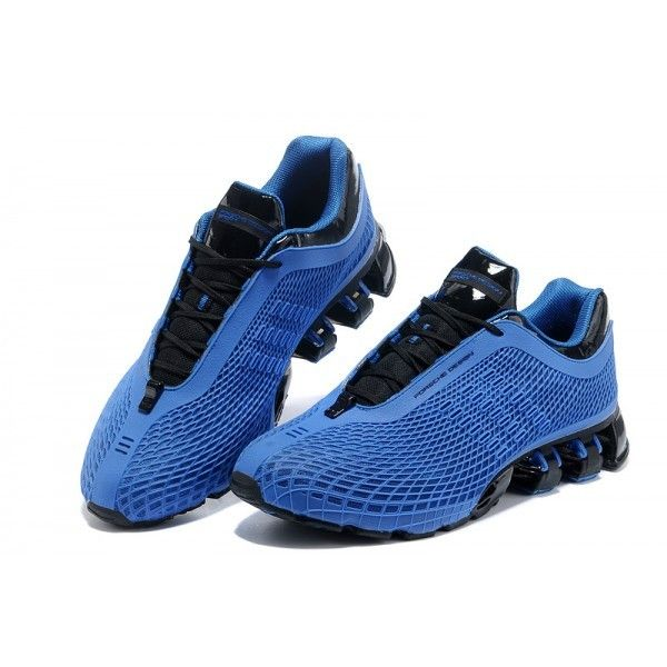 separation shoes 2fcb6 20a1a Homme Adidas Porsche Design Sport Bounce S2 Trainers - bleu dodger outlet  store   SHOES