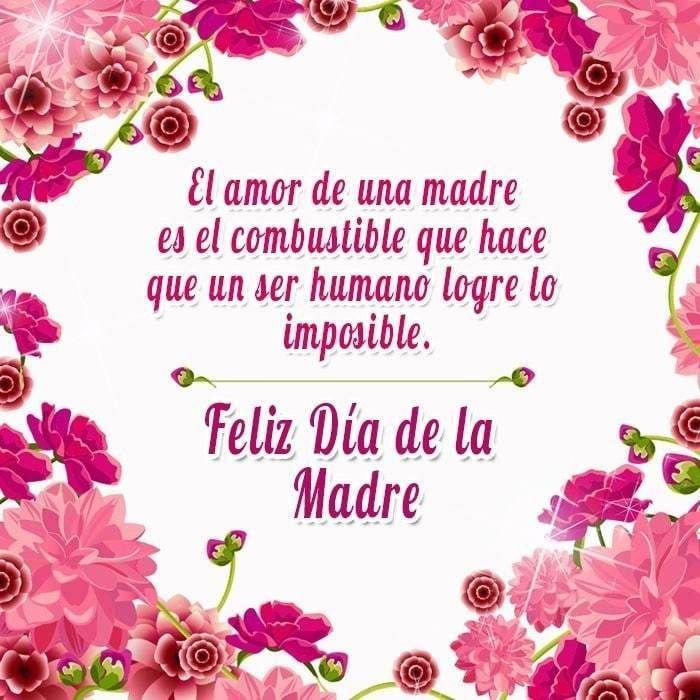 Ideas Para Desear Feliz Día De La Madre A Todas Las Mamás Feliz Dia Madres Frases Feliz Día De La Madre Feliz Día Mamá Frases