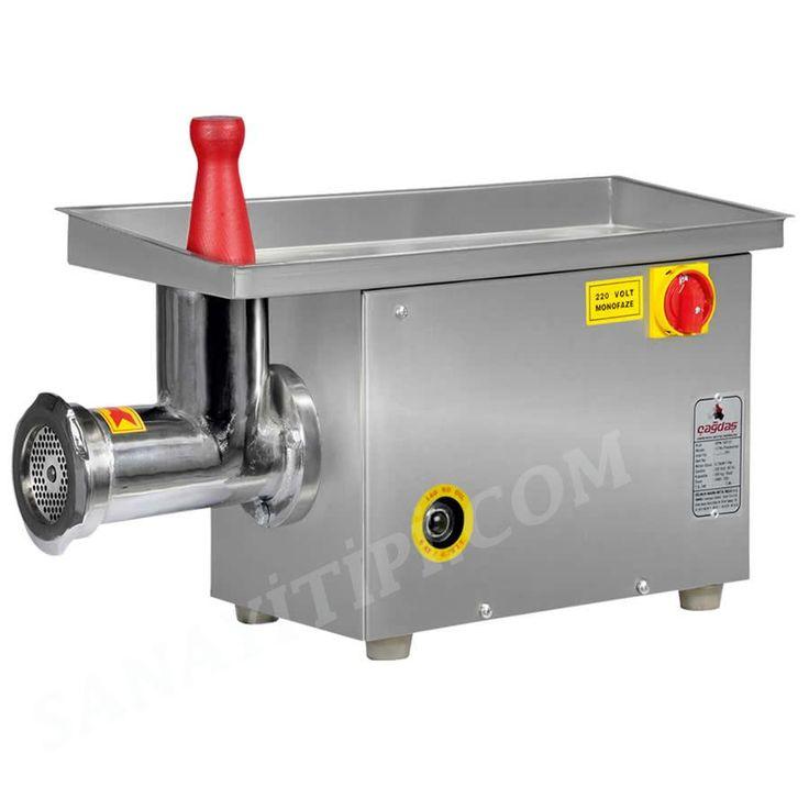 12 Nolu Et Kıyma Makinesi » Et Kıyma Makineleri - Sanayi tipi