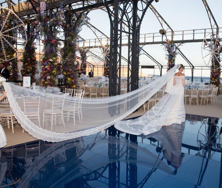 The Best Destination Weddings in Vogue