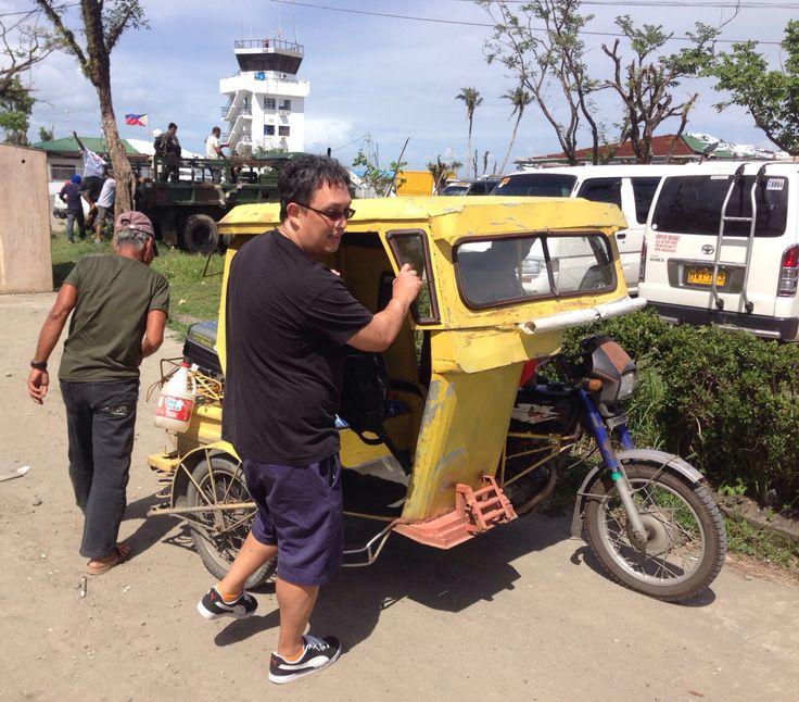 Tacloban tricycle