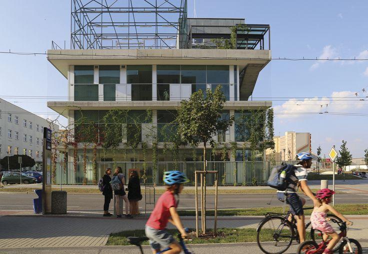 Gallery of Community Centre Máj / SLLA Architects - 2